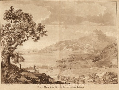 1820s in Wales