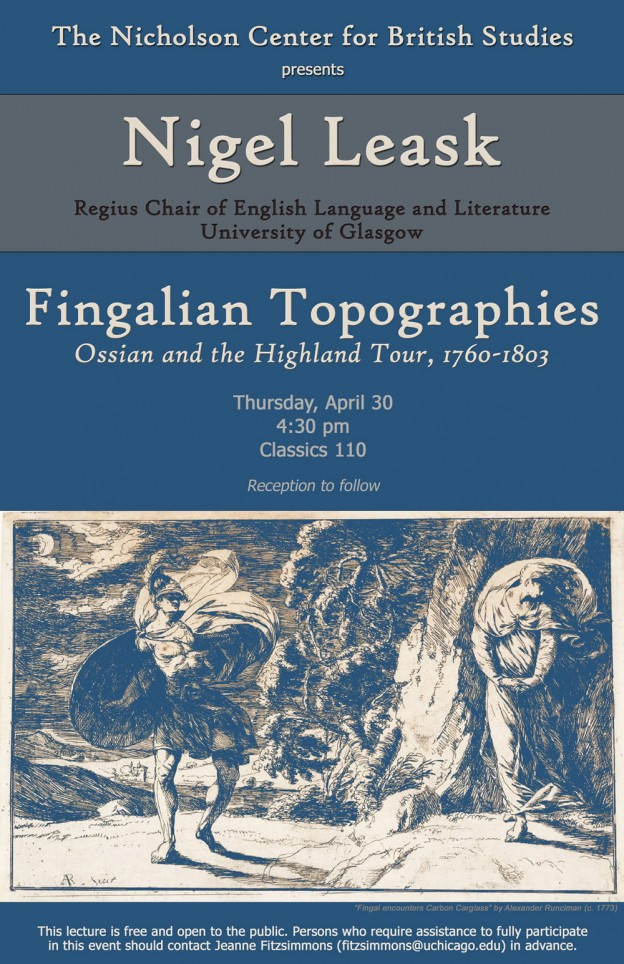 Fingalian Topgraphies