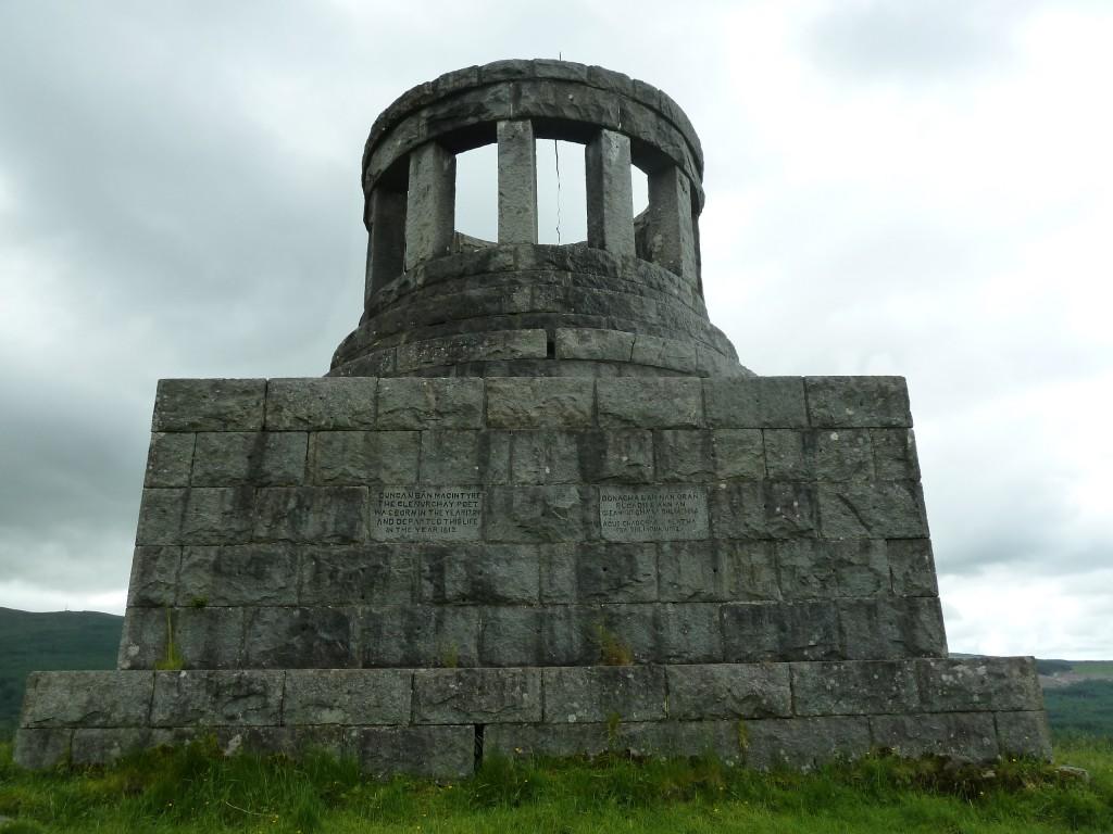 Ban Macintyre Monument