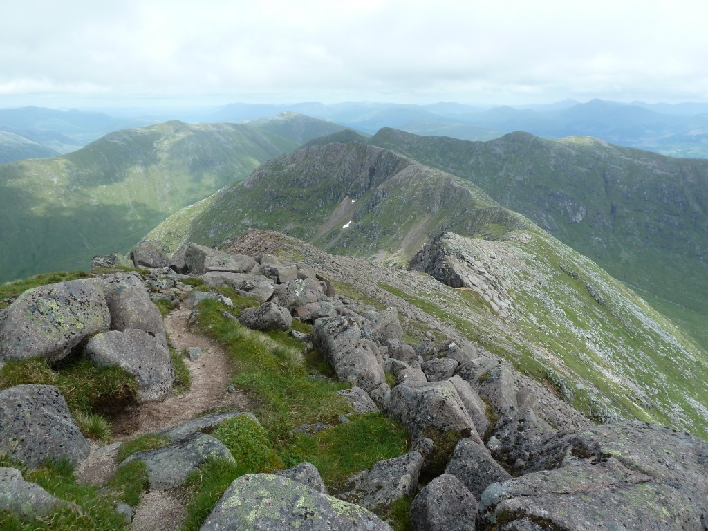 Ridge East of Cruachan