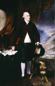 Henry Thomson, 'Portrait of Richard Pennant, 1st Baron Penrhyn of Penrhyn, and his Dog Crab' BBC Paintings, [[File:Richard Pennant Thomson 1790s.jpg|thumb|Richard Pennant Thomson 1790s]]